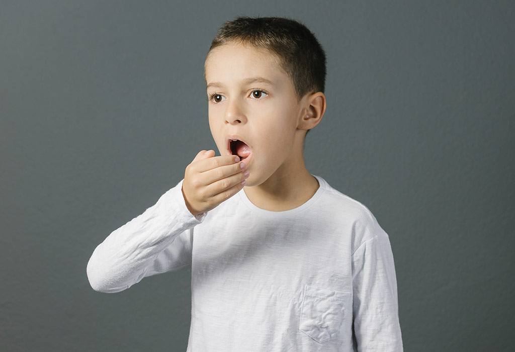 What Must You Know About Bad Breath In Kids?